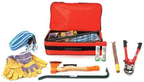 Emergency Vehicle Rescue Kit
