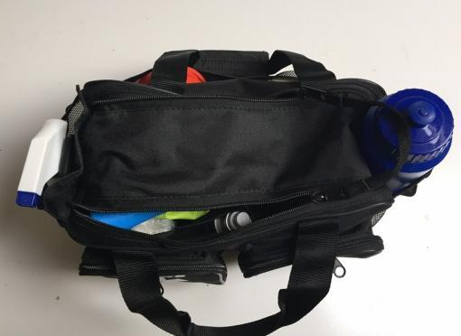 Sports Medical Run On Bag - Small -  Kitted