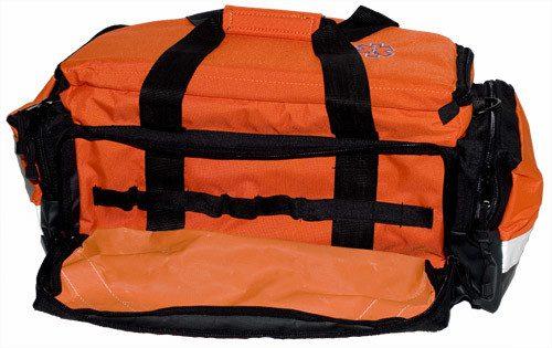 Large Orange Trauma Bag