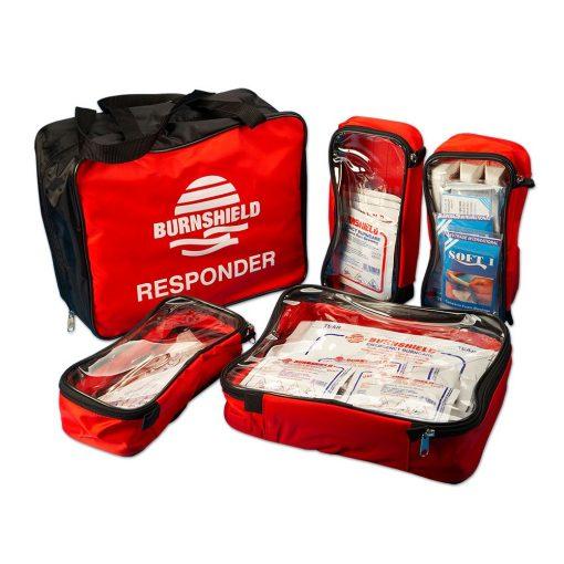 burn responder kit