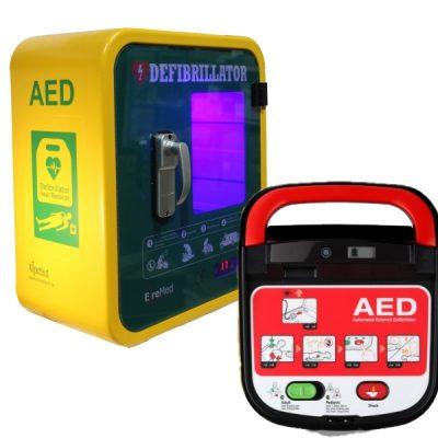 Durafib and Defibrillator