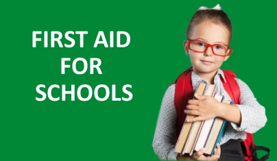 First Aid kits for school