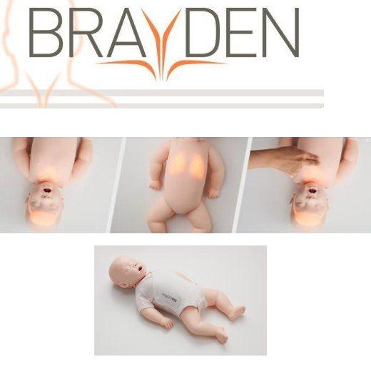 Brayden Baby Feedback Manikin