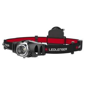 Led lenser head torch